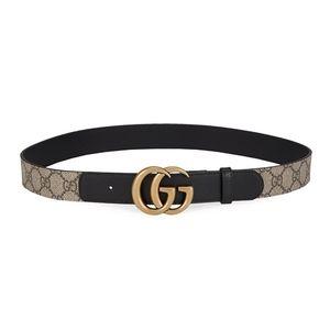 Authenic Gucci Marmont GG Belt